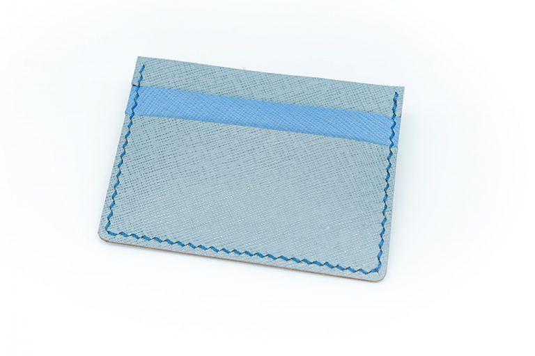 【自製DIY皮革課程】卡片套 : 証件套 : 八達通套CH001-3