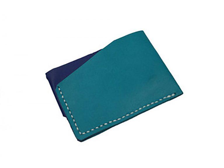 【自製DIY皮革課程】卡片套 : 証件套 : 八達通套CH003-2
