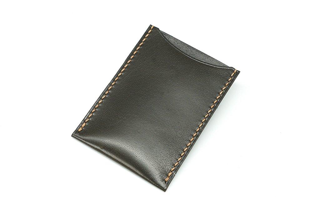 【自製DIY皮革課程】卡片套 : 証件套 : 八達通套CH004