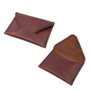 【自製DIY皮革課程】卡片套 : 証件套 : 八達通套CH005