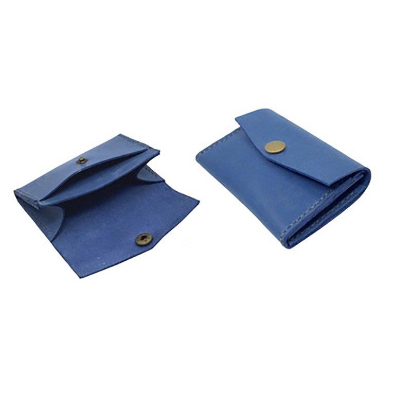 【自製DIY皮革課程】卡片套 : 証件套 : 八達通套CH009-1