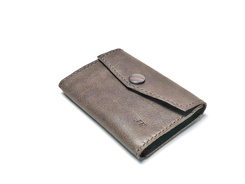 【自製DIY皮革課程】卡片套 : 証件套 : 八達通套CH009-2