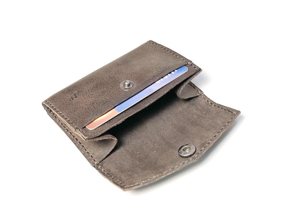 【自製DIY皮革課程】卡片套 : 証件套 : 八達通套CH009-3