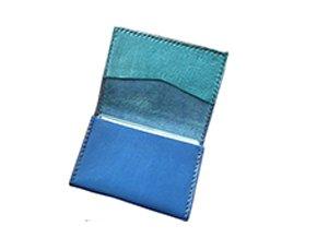 【自製DIY皮革課程】卡片套 : 証件套 : 八達通套CH011