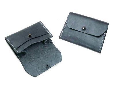 【自製DIY皮革課程】卡片套 : 証件套 : 八達通套CH012