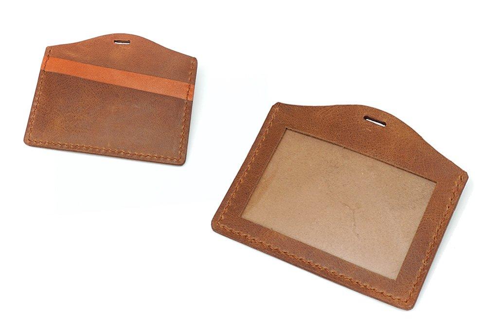 【自製DIY皮革課程】卡片套 : 証件套 : 八達通套CH013-A