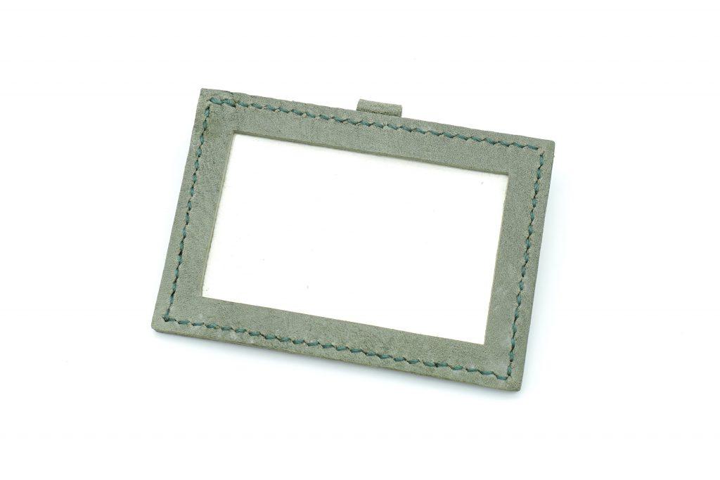 【自製DIY皮革課程】卡片套 : 証件套 : 八達通套CH015