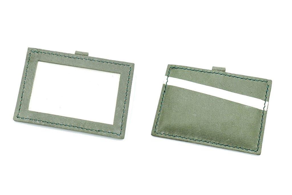 【自製DIY皮革課程】卡片套 : 証件套 : 八達通套CH015-A