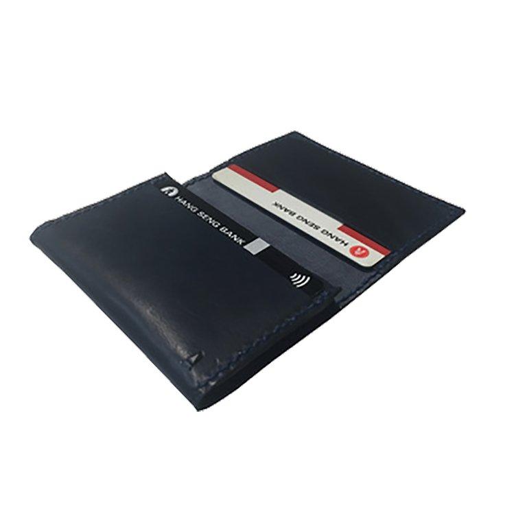 【自製DIY皮革課程】卡片套 : 証件套 : 八達通套CH019-2