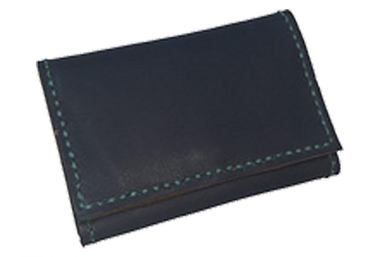 【自製DIY皮革課程】卡片套 : 証件套 : 八達通套CH019