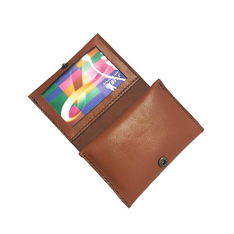 【自製DIY皮革課程】卡片套 : 証件套 : 八達通套CH021-2