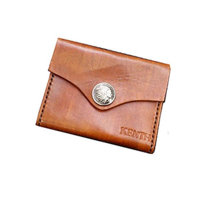 【自製DIY皮革課程】卡片套 : 証件套 : 八達通套CH007-1
